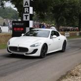 Maserati GranTurismo MC Shift