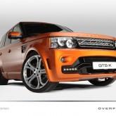 Overfinch Range Rover Sport GTS-X