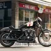 Umbaukit_Harley Davidson Sportster_1200ccm