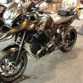 BMW Umbau Custom_Bike Essen Motor Show