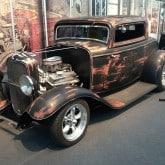 Essen Motor Show Hot Rod AC