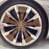Essen Motor Show Showcar109_MercedesFelge_klein