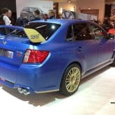 Essen Motor Show Showcar123_Subaru_WRX STI_klein