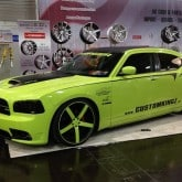 Dodge Charger Tuning Folierung