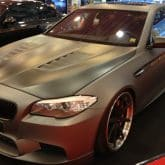 Manhard BMW Tuning M5