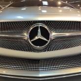 Mercedes Versuchsfahrzeug
