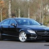 Tuning Mercedes CL63 AMG_Felgen