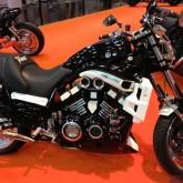 Yamaha Vmax Umbau Custom_Bike Essen Motor Show