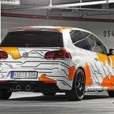 VW Golf R Folierung