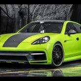 Porsche panamera tuning B