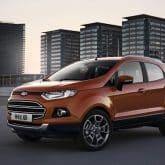 Ford EcoSport SUV_A