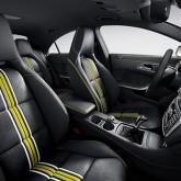 Mercedes CLA Edition 1_Innenraum