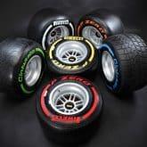 Pirelli Formel1 Reifen