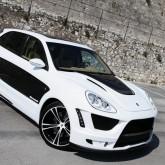 Porsche Cayenne Tuning Gemballa Tornado1