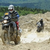 BMW GS OFF ROAD 2013
