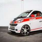 smart for two coupe tuning Carlsson_Smart_Race_Edition