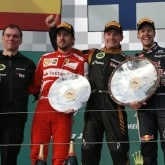 F1-Australian-Grand-Prix-Podium