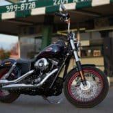Harley Davidson Dyna Street Bob Special Edition