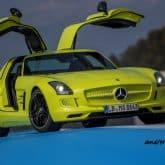 Mercedes SLS AMG electric drive_A