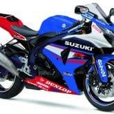 Suzuki GSX-R SERT Edition