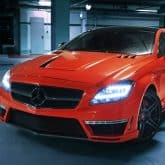 Tuning Mercedes-Benz CLS63 AMG_1