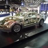 foto auto querschnitt IAA
