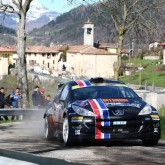 Peugeot 207 S2000 Rallye Auto