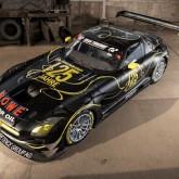 ROWE RACING-SLS AMG GT3 125-Jahre-Dunlop