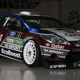 WRC M-Sport Fiesta