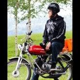 tunturi moped