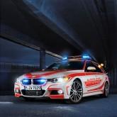 BMW 3er Touring Notarzt-Einsatzfahrzeug