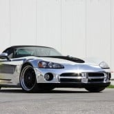 Chrysler Viper chromfolie_1