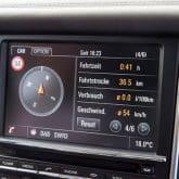 Porsche Panamera Hybrid Dashboard