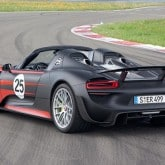 Prototyp Porsche 918 Spyder_1