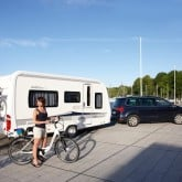 fahrradtraeger caravan