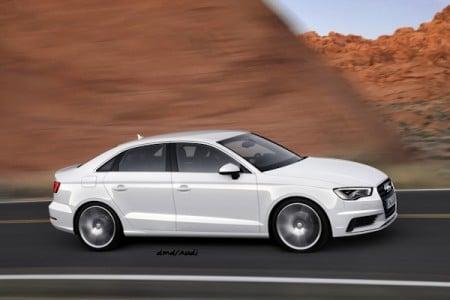 Der neue Audi A3 2013