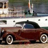 Opel Super 6 Glaeser Cabriolet Oldtimer
