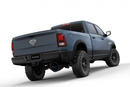 Supermann Pick-up Ram 1500