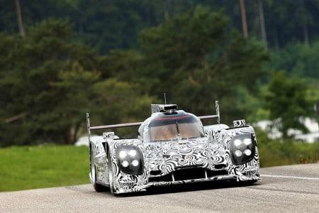 Porsche LMP1 Prototyp