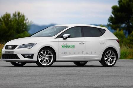 SEAT Leon Verde hybrid electric