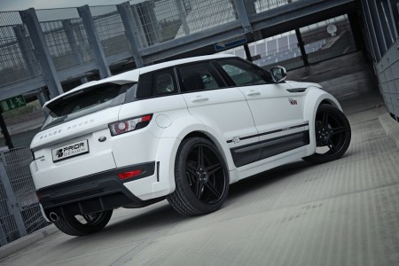 Range Rover Evoque SUV Tuning
