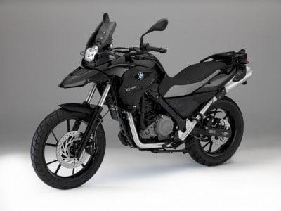 BMW F 800 R BMW G 650 GS_2