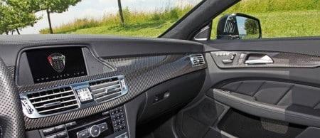 Mercedes CLS 63 AMG V 63