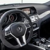 Mercedes E-Klasse Splitview Armaturenbrett