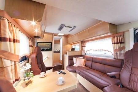 Reisemobil VARIO Star 750_Innenraum