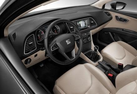 SEAT Leon ST Style_Innenraumfoto