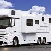 Variomobil Alkoven1200 Luxus Reisemobil