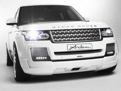 Arden Range Rover AR 9 Spirit Tuning