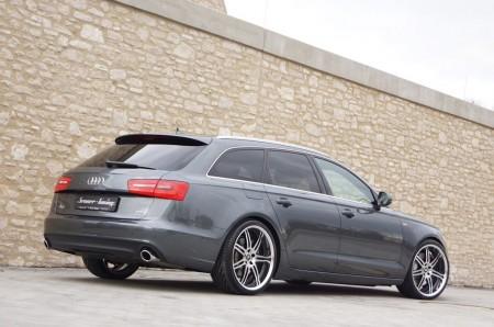 Audi A6 3_0 TDi Tuning