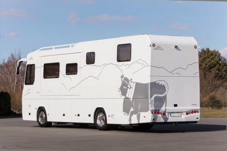 Luxus Reisemobil VARIO Perfect 1100 SH